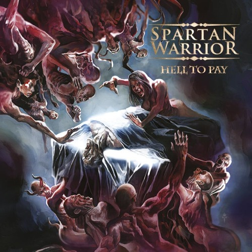SPARTAN WARRIOR - Covered In Lust (PURE STEEL RECORDS)