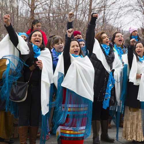 We've always had power: On indigenous feminism and the Women's Movement.