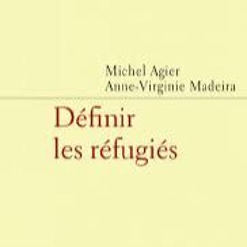 """Conférence d'Anne-Virginie Madeira,  """"Définir les réfugiés"""""""
