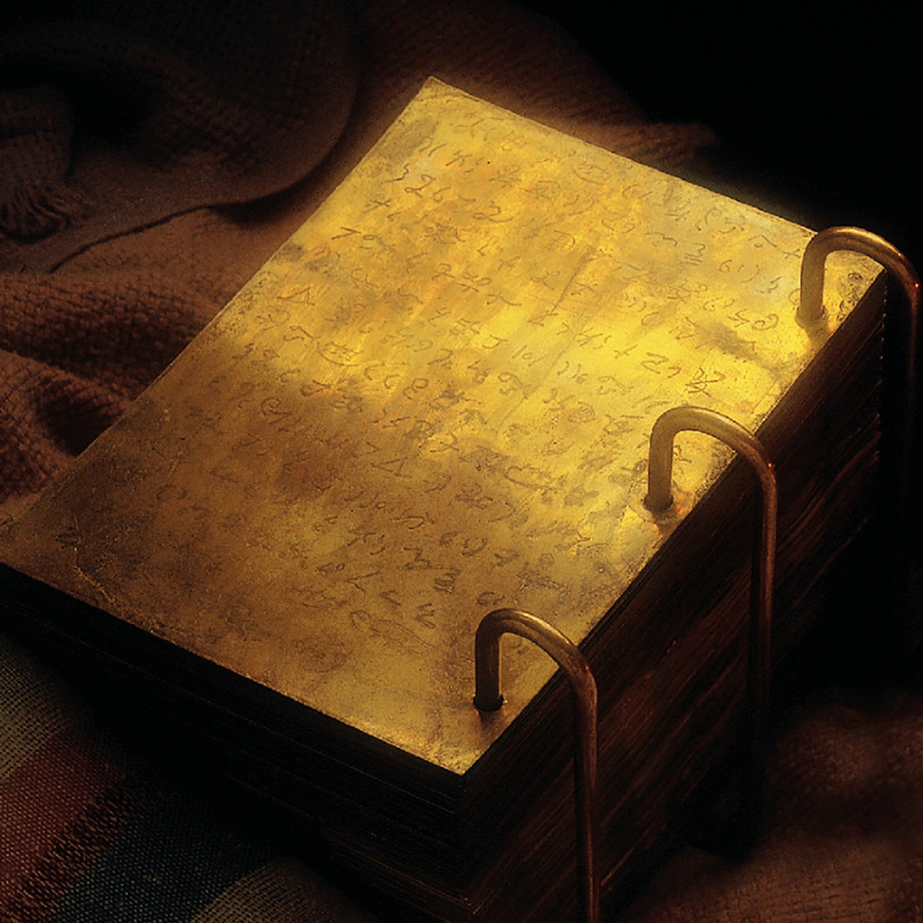 Are the Accounts of the Golden Plates...