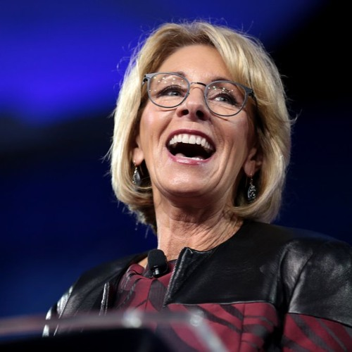 #35 One Year In: Reflections on the DeVos Education Agenda