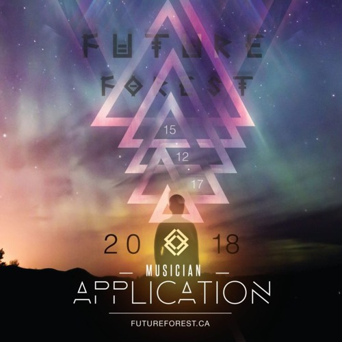 Future Forest 2018 Application Mix