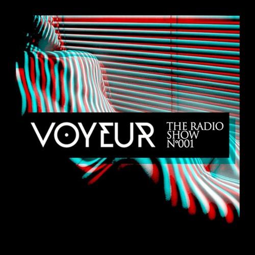 The Voyeur Radio Show #001 by Fabrice Dayan on Radio FG & FG Chic(26.01.2018)