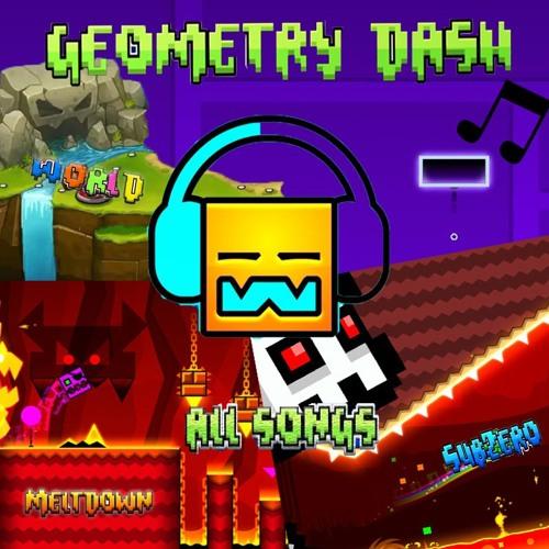 geometry dash world soundtrack download