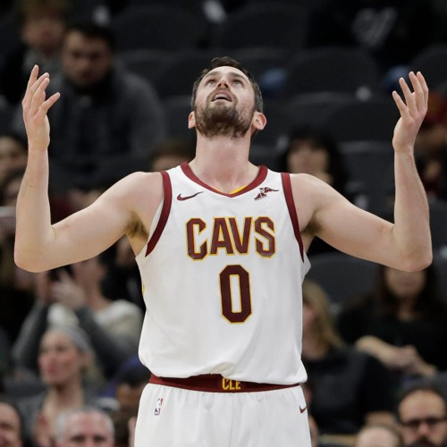 #64 - Cavaliers'ın günah keçisi Kevin Love [NBA]