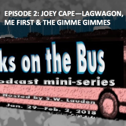 Books On The Bus Episode 2: Joey Cape