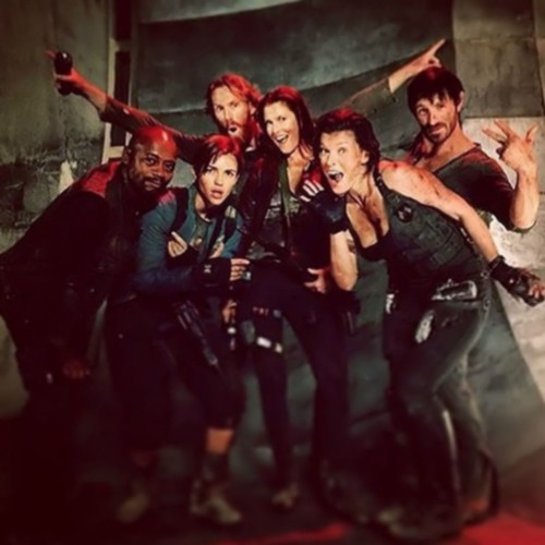 The Spin-off Doctors: Resident Evil The Final Chapter