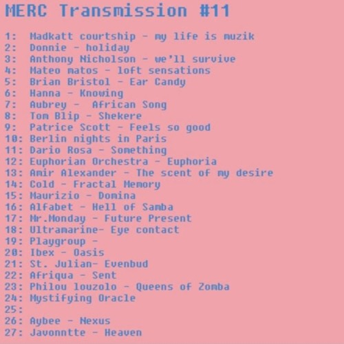 MERC Transmission 11