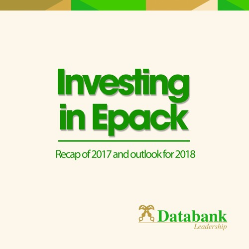 Investing in Epack for 2018