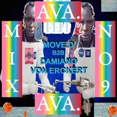 AVA. MIX #9 I MOVE D & DAMIANO VON ERCKERT and their 'KARLSTORBAHNHOF' mix.