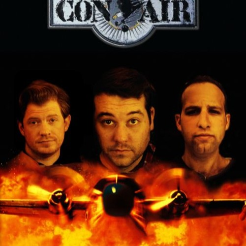 Adam's First Time Ep. 3: CON AIR Feat. Sam Klemmer