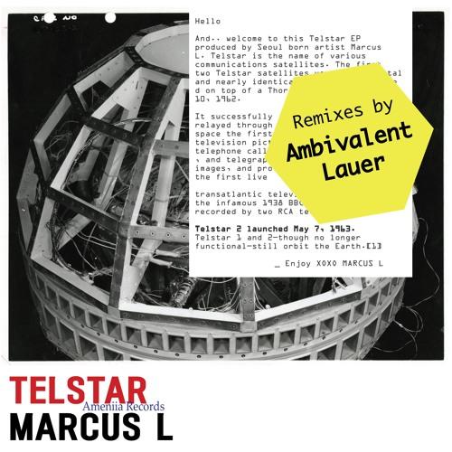 Marcus L - Telstar (Lauer Remix)