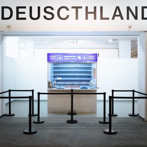 "Jan Böhmermann: ""Deuscthland"""