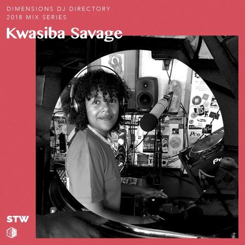 Kwasiba Savage - DJ Directory Mix