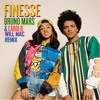 Bruno Mars And Cardi B Finesse Will Mac Remix Mp3