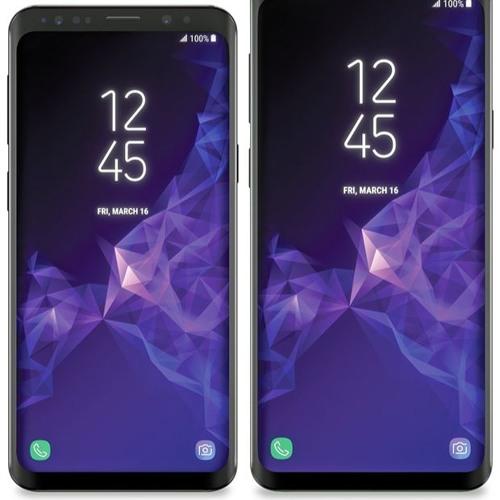 (letzte) Spielgruppe: Samsung Galaxy S9