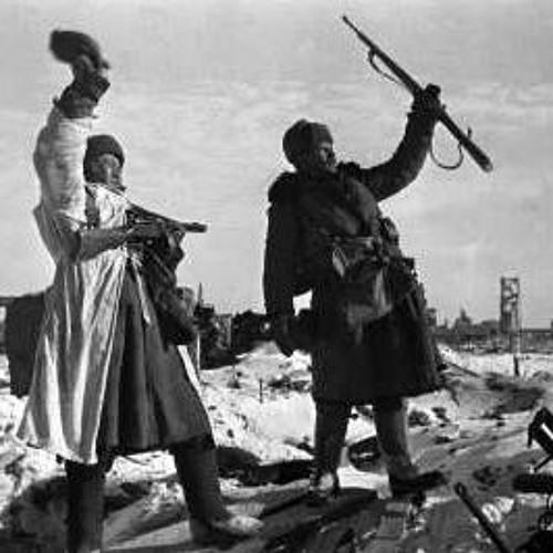 Le Pied A Papineau, CKVL FM: Stalingrad, il y a 75 ans : Entrevue Yakov Rabkin