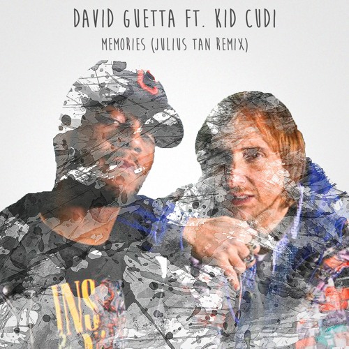 David guetta feat. Kid cudi memories (cat dealers, dwin & dj.