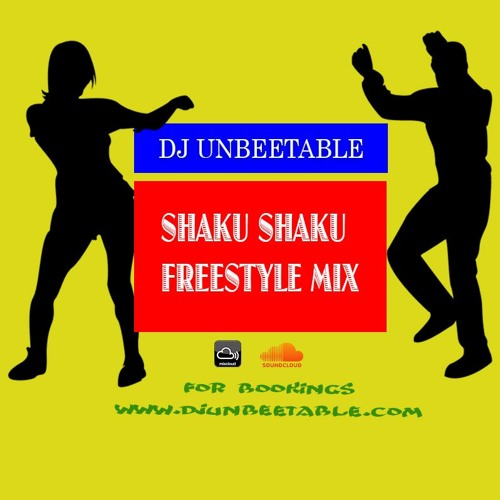 SHAKU SHAKU FREESTYLE MIX 2018