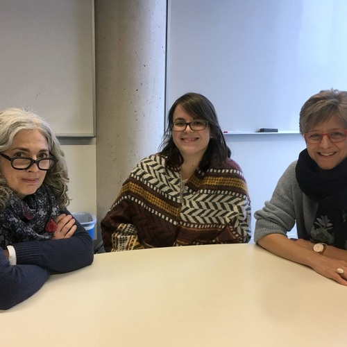 Biomedical Communications: Andrea Gauthier, Shelley Wall and Jodie Jenkinson