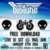 THE EPICS LIVE DJ SET @ RAIL JAM 2018
