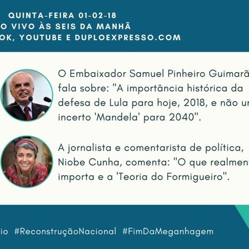 Luta Por Lula E Pelo Brasil é Pra Hoje Nada De Mandela Para
