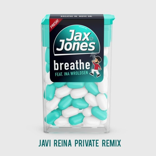 Breathe (Javi Reina Private Remix) [VOCAL VERSION in DL]