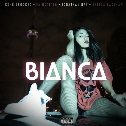 Bianca with Kxng Crooked, Faincarter and Aneesa Badshaw