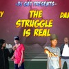 DJ GAT THE STRUGGLE IS REAL DANCEHALL MIX JANURARY 2018 FT LEE DON/ALKALINE/MASICKA RAW