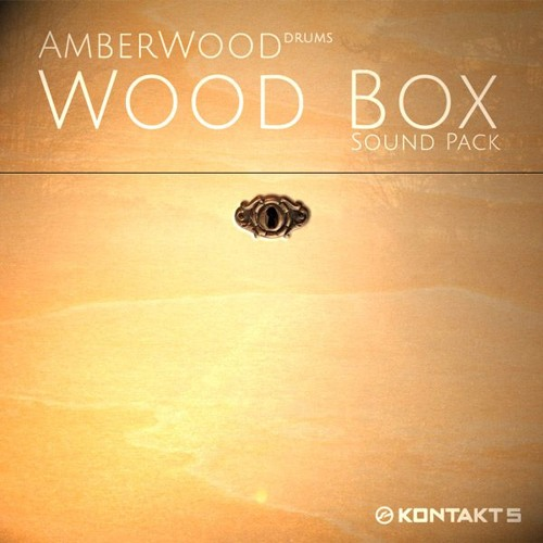 WoodBox - SoundPack for the AmberWood Drums