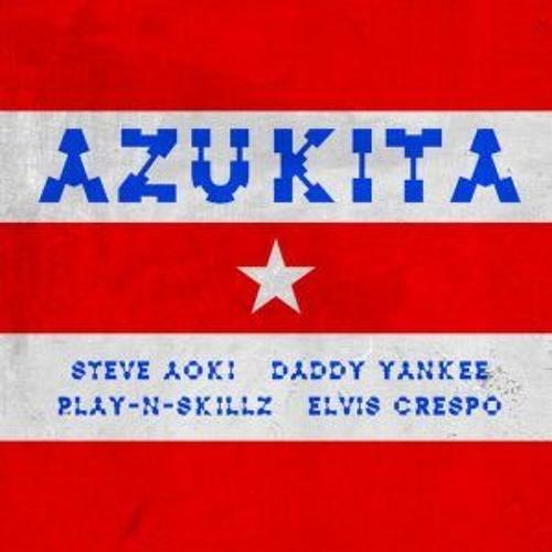 Steve Aoki, Daddy Yankee, Play-N-Skillz, Elvis Crespo Azukita (Pedro Cardenas 2018)