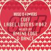 Amine Edge DANCE - Label Lovers 042 (CUFF) 2018-02-01 Artwork