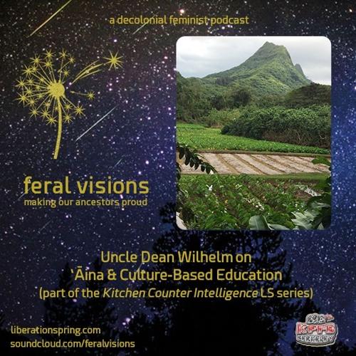 Uncle Dean Wilhelm on 'Āina & Culture-Based Education (FV ep 9)