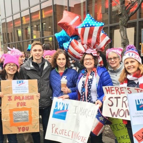 Women Run Against Trump: John Nichols, plus Alfred McCoy on Fortress America