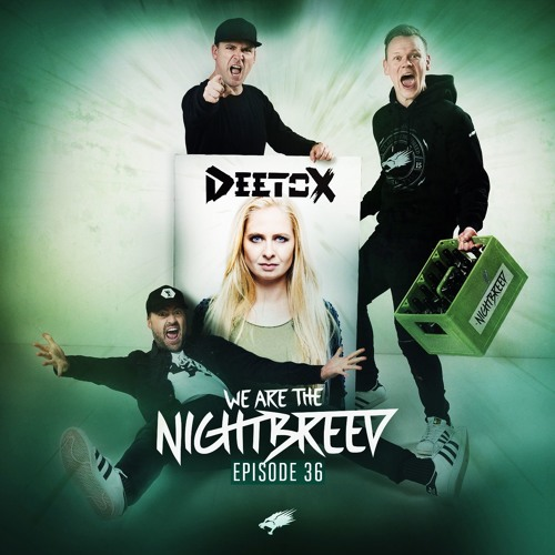 036   Endymion - We Are The Nightbreed (Deetox)