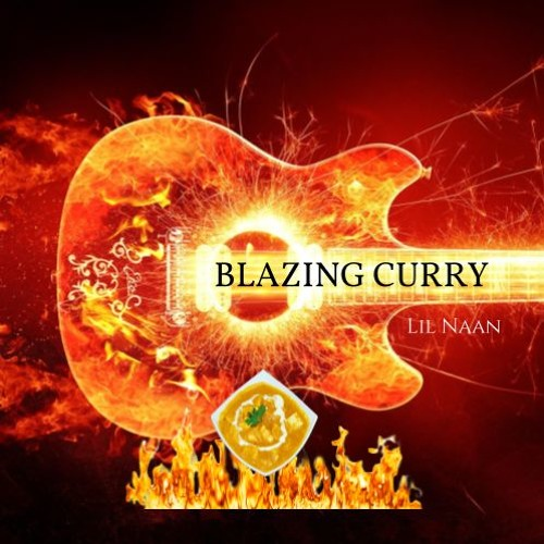 BLAZING CURRY.