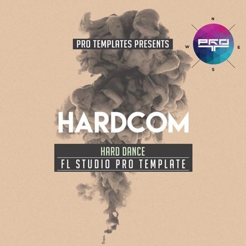 Hardcom FL Studio Pro Template