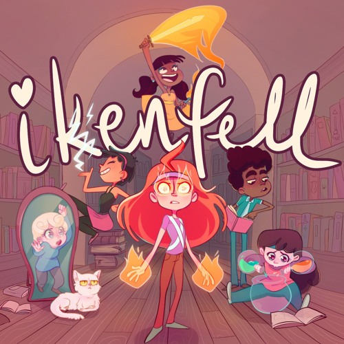 Ikenfell - Paint the Future (Ima's Theme) feat. Sammus