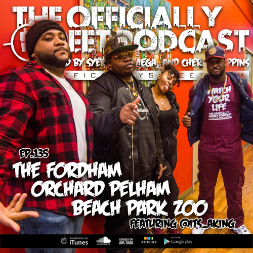 EP.135 - The Fordham Orchard Pelham Beach Park Zoo feat. @Its_AKing