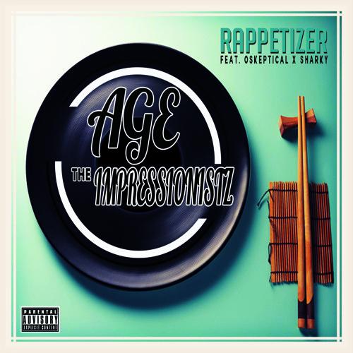 Rappetizer feat Oskeptical X Sharky