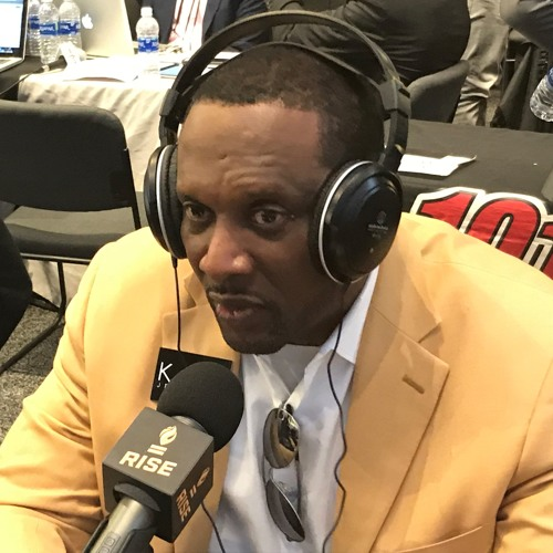 Interview with Pro Football Hall of Famer Tim Brown