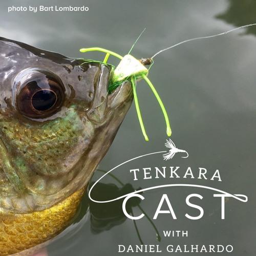 Panfish on Tenkara with Bart Lombardo