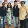 Hrishi K with Manoj Bajpayee, Sidharth Malhotra & Rakul Preet Singh - 'Aiyaary' Interview
