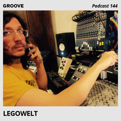Groove Podcast 144 - Legowelt