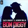 Zack Knight X Jasmin Walia Bom Diggy Agilar Remix Mp3