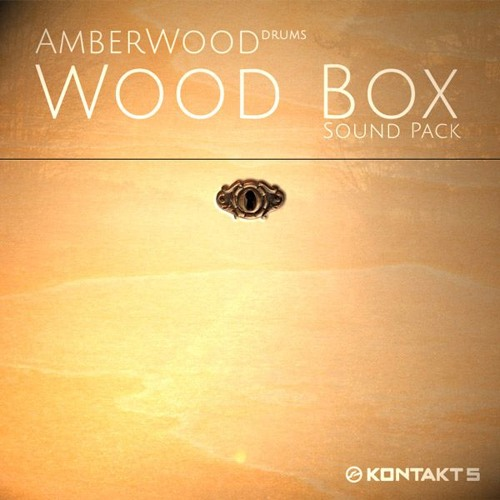 Twin Twin (Hip Hop) - AmberWood Drums / WoodBox