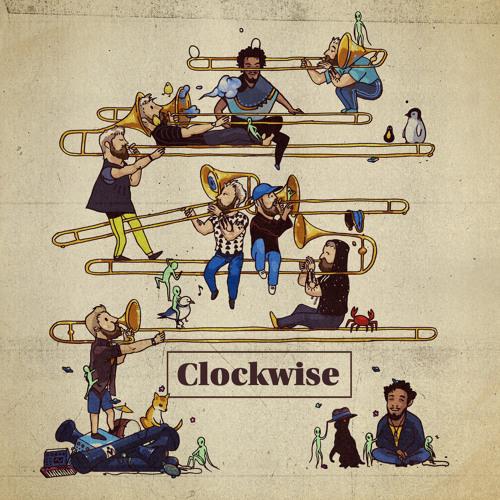 Alexander Lewis - Clockwise feat. Nick Row