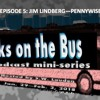 Books On The Bus Episode 5: Jim Lindberg