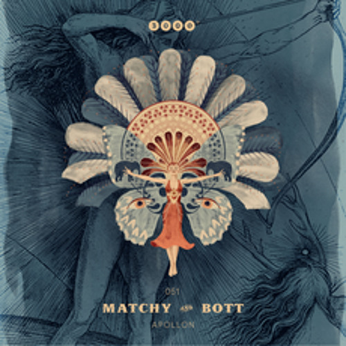 PREMIERE: Matchy - Apollon feat. Oh Sleep [3000 Grad Records]