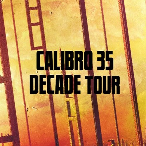 Calibro 35 DECADE tour